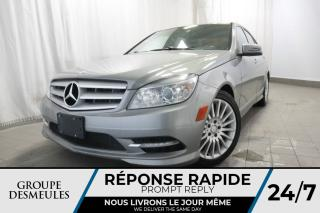 Used 2011 Mercedes-Benz C-Class C-CLASS + 250 + 4MATIC + TOIT OUVRANT for sale in Laval, QC