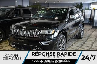 Used 2018 Jeep Grand Cherokee GPS * BLUETOOTH * TOIT OUVR. PANO. for sale in Laval, QC