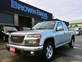 Used 2010 GMC Canyon SLE w/1SD for sale in Surrey, BC