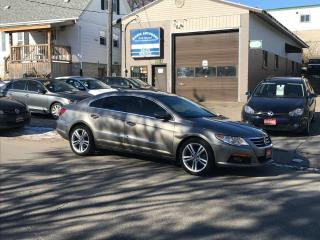 Used 2010 Volkswagen Passat CC, LOADED for sale in Kitchener, ON