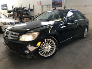 Used 2010 Mercedes-Benz C-Class C 250 for sale in North York, ON