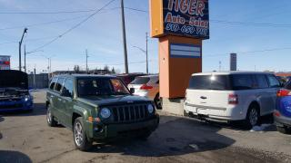 Used 2008 Jeep Patriot Sport**4X4**ONLY 172 KMS**4 CYLINDER**AS IS for sale in London, ON