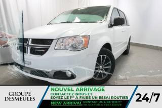 Used 2017 Dodge Grand Caravan DÉMO+SXT PREMIUM PLUS+CLIMATISATION TRIZ for sale in Laval, QC