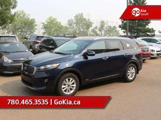 New 2019 Kia Sorento EX 2.4L AWD; 7 PASSENGER, PUSH START, LEATHER HEATED SEATS/WHEEL, BACKUP CAMERA, BLUETOOTH, ANDROID AUTO/APPLE CAR PLAY for sale in Edmonton, AB