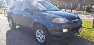 Used 2005 Acura MDX Touring for sale in West Kelowna, BC