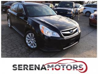 Used 2010 Subaru Legacy 3.6 w/Limited & Multimedia Pkg | AUTO | AWD | for sale in Mississauga, ON