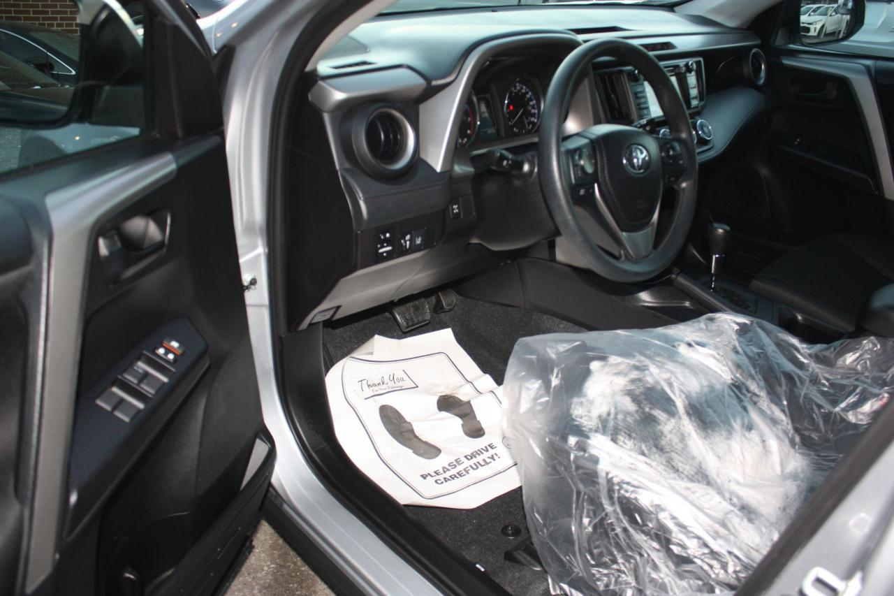 2018 Toyota RAV4 AWD|BACKUP CAM|ALLOY WHEELS