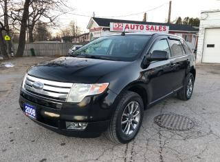 Used 2008 Ford Edge SEL/Certified/Automatic/AWD/Heated Seats for sale in Scarborough, ON