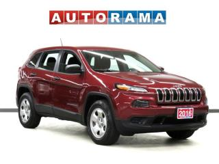 Used 2015 Jeep Cherokee SPORT PKG 4X4 for sale in Toronto, ON