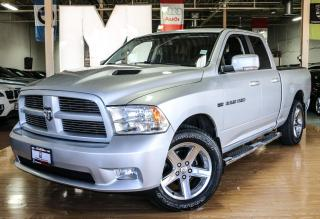 Used 2011 RAM 1500 Quad Cab Sport - REMOTE START|LEATHER|4X4 for sale in North York, ON