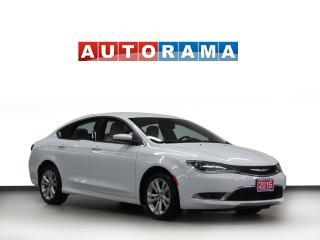 Used 2015 Chrysler 200 LX NAVIGATION BACK UP CAMERA for sale in Toronto, ON