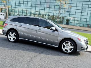 Used 2012 Mercedes-Benz R350 AMG|NAVI|REARCAM|DUAL DVD|PANOROOF|7 SEATS for sale in Toronto, ON