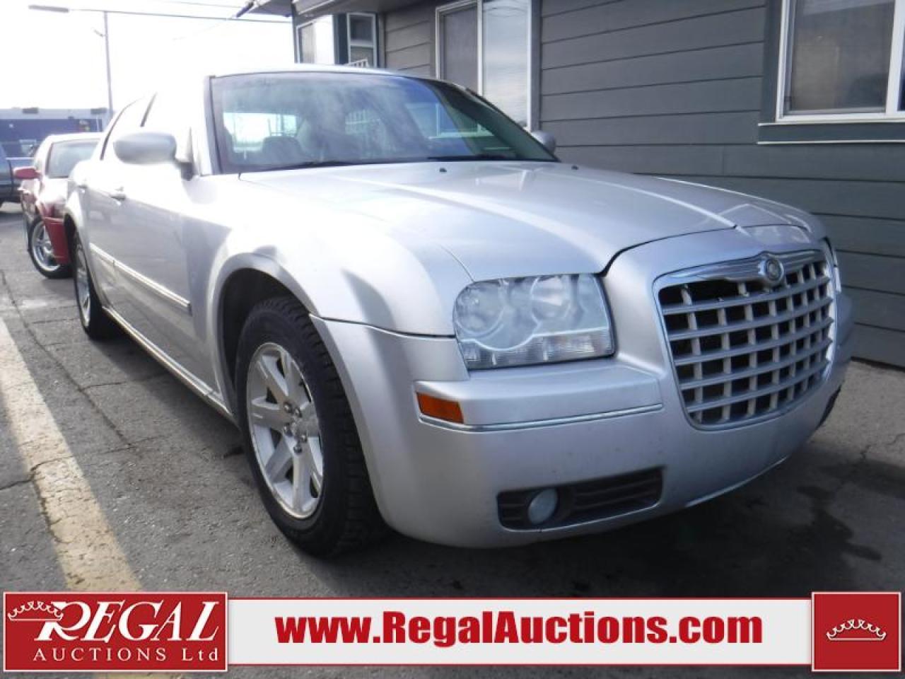 Photo of Silver 2006 Chrysler 300
