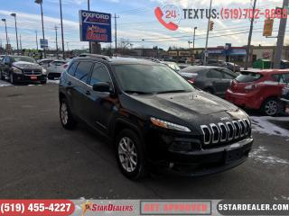 Used 2016 Jeep Cherokee North | CAM for sale in London, ON