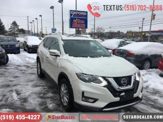 Used 2017 Nissan Rogue SV | 1OWNER | PANO ROOF | CAM | AWD for sale in London, ON