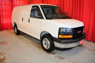 Used 2018 GMC Savana 2500 Cargo for sale in Listowel, ON