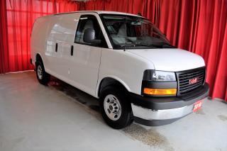 Used 2018 GMC Savana 2500 Cargo Work Van for sale in Listowel, ON