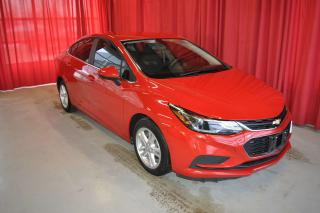 Used 2017 Chevrolet Cruze LT Auto Turbo for sale in Listowel, ON