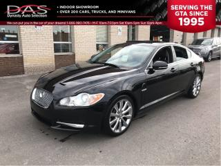 Used 2011 Jaguar XF Premium Luxury NAVIGATION/REAR CAMERA for sale in North York, ON