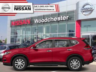 New 2019 Nissan Rogue AWD SV  - $230.66 B/W for sale in Mississauga, ON