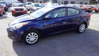 Used 2011 Hyundai Elantra GLS Sedan Automatic Bluetooth Certified 2Yr Warranty for sale in Milton, ON
