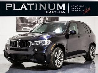 Used 2015 BMW X5 xDrive35d, M-SPORT, NAVI, Heads UP DISP, PANO, CAM for sale in Toronto, ON