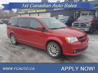 Used 2012 Dodge Grand Caravan R/T for sale in Edmonton, AB