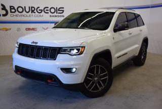 Used 2017 Jeep Grand Cherokee ***CUIR***TOIT PANO***NAVI*** for sale in Rawdon, QC