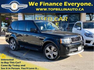 Used 2012 Land Rover Range Rover Sport GT Limited Edition, Fully Loaded for sale in Vaughan, ON