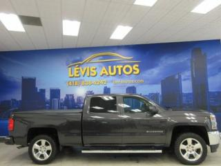 Used 2016 Chevrolet Silverado 1500 Lt Awd for sale in Lévis, QC