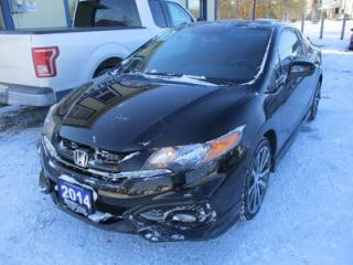 Used 2014 Honda Civic 6-SPEED MANUAL SI EDITION 5 PASSENGER 2.0L - DOHC.. HEATED SEATS.. TOUCH SCREEN.. BACK-UP CAMERA.. BLUETOOTH SYSTEM.. POWER SUNROOF.. for sale in Bradford, ON