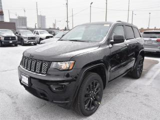 New 2019 Jeep Grand Cherokee Altitude|4X4|NAV|SUNROOF|BACKUP CAM for sale in Concord, ON