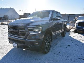 New 2019 RAM 1500 Sport|4X4|NAV|KEYLESS ENTRY|SUNROOF for sale in Concord, ON