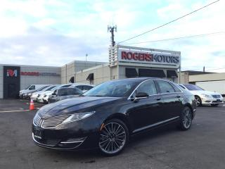 Used 2016 Lincoln MKZ 3.7 AWD - NAVI - SUNROOF - LEATHER for sale in Oakville, ON