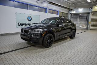 Used 2018 BMW X6 xDrive35i for sale in Edmonton, AB