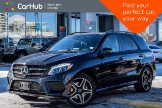 Used 2018 Mercedes-Benz GLE 43 AMG 4MATIC|Tech Pkgs|Pano_Sunroof|Nav|Backup Cam|20