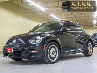 Used 2016 Volkswagen Beetle for sale in Guelph, ON