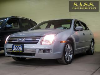 Used 2006 Ford Fusion for sale in Guelph, ON