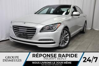 Used 2015 Hyundai Genesis Caméra Recul * Sièges Chauff. * Bluetoot for sale in Laval, QC