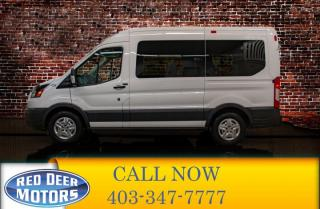 Used 2017 Ford Transit 150 XLT Med Roof Passenger for sale in Red Deer, AB