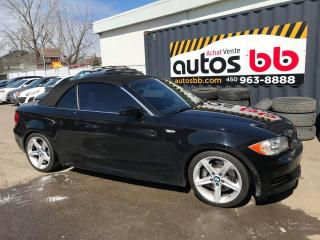 Used 2008 BMW 1 Series Cabriolet 135i 2 portes for sale in Laval, QC