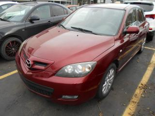 Used 2008 Mazda MAZDA3 Sport SPORT **MAGS,A/C,CRUISE,AUTOMATIQUE** for sale in Montréal, QC