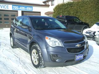 Used 2014 Chevrolet Equinox LS, AWD for sale in Beaverton, ON