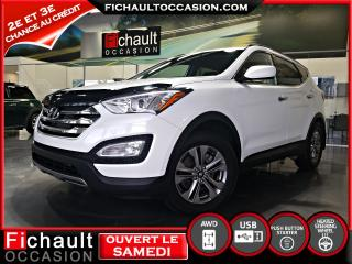 Used 2016 Hyundai Santa Fe Sport 2.0T Premium *** TRACTION INTEGRALE*** for sale in Châteauguay, QC