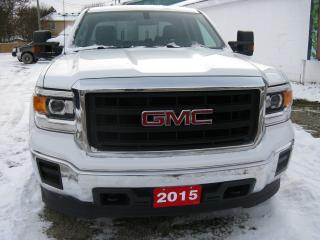 Used 2015 GMC Sierra 1500 leather for sale in Ailsa Craig, ON