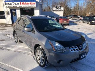 Used 2011 Nissan Rogue SV for sale in Beeton, ON