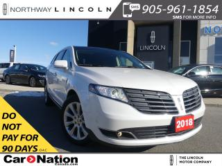 Used 2018 Lincoln MKT Elite | NAV | PANO ROOF | SELF PARKING | for sale in Brantford, ON