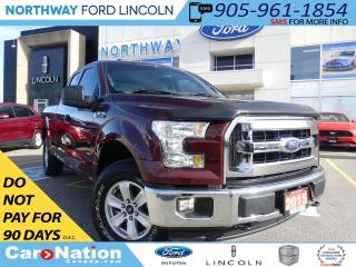 Used 2015 Ford F-150 XLT | SUPERCAB | LOW KM | 2.7L ECOBOOST| for sale in Brantford, ON