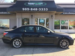 Used 2007 BMW 5 Series 530i for sale in Mississauga, ON