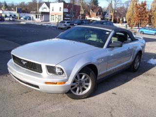 Used 2006 Ford Mustang LEATHER,POWER GROUP,NO ACCIDENT,4.0 LITTER for sale in Kitchener, ON